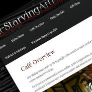 The Starving Artist – Bistro, Cafe, Gifts